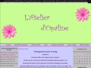 Blog de travaux d'aiguilles de Christelle
