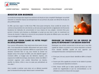 Aperçu du site BBDP - Booste ton Business et Développe ton Projet