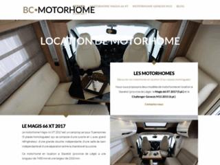 BC-Motorhome: location de motorhome en Belgique