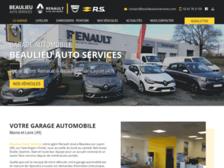 Garage Renault Beaulieu Auto Services
