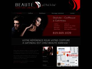 Beaute Karesse : salon de coiffure a Gatineau