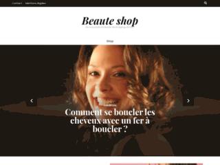 Détails : Beauteshop