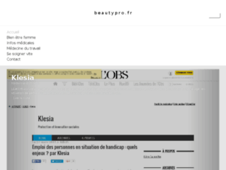 Soins asiatiques, robes de mariées, manucures 75 sur http://www.beautypro.fr
