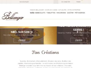 chocolat et macarons
