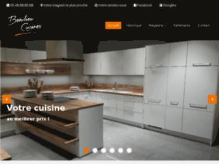 belle aire cuisines et beaulieu cuisines à la rochelle et en ... - Cuisinistes La Rochelle