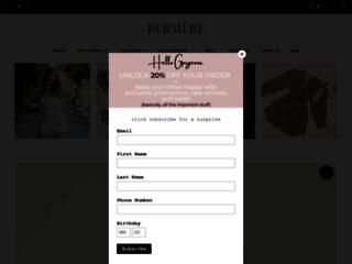 Jumpsuits and Rompers – Online Fashion Boutique -Bermère