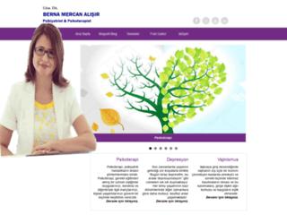 Fethiye Psikiyatri - Uzm. Dr. Berna Mercan Alışır