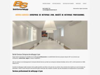 Bertoli-Services société de nettoyage sur Lyon