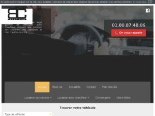 Société Best Car, location de voiture de prestige à Paris