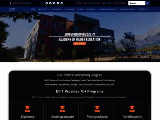 Best MBA College In Dehradun, Uttarakhand