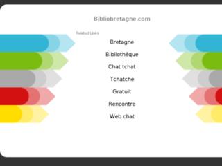 Bibliographie de Bretagne