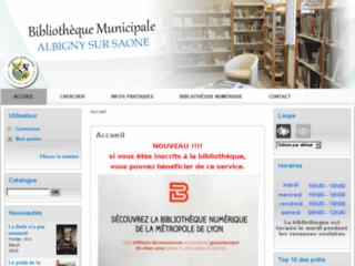 Bibliothèque Municipale d'Albigny
