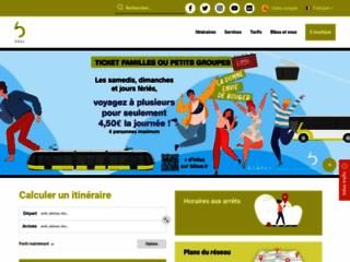 Bibus - La compagnie des transports