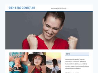 Le bien-être au meilleur prix sur http://www.bien-etre-center.fr