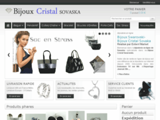 Détails : choisir bijoux-cristal-sovaska.com