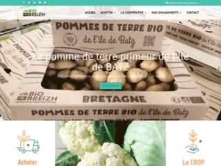 fruits et légumes 100% bio