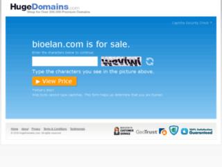 Cosmétiques bio, huiles essentielles sur http://www.bioelan.com