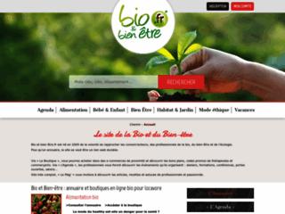 Annuaire bien être sur http://www.bioetbienetre.fr