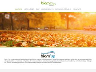 Spécialistes des biomatériaux à destination chirurgicale Biom'dup