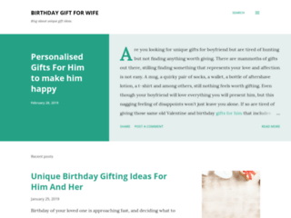 Personalised Gifts For Him to make him happy