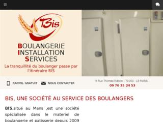 Agencement Boulangerie Le Mans