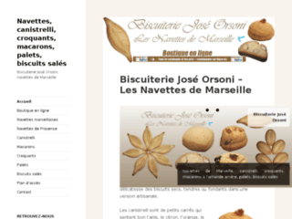 Biscuiterie Orsoni