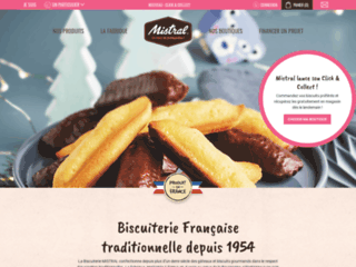Capture du site http://www.biscuits.fr/