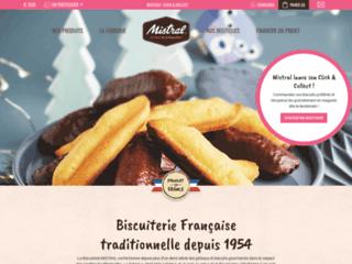 Capture du site http://www.biscuits.fr/