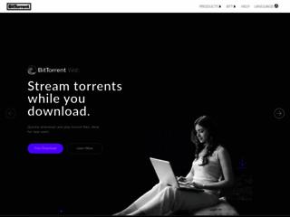 Info: Scheda e opinioni degli utenti : BitTorrent - Un Client facile e Veloce - scarica BitTorrent