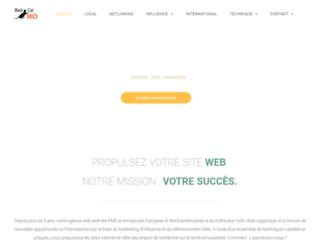 Détails : Meilleure agence web