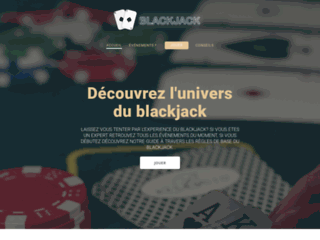 Détails : Blackjack.express