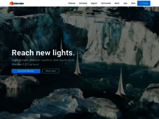 Info: Scheda e opinioni degli utenti : Blender - 3D, Modellazione, Rendering, Animazione, Fisica, Effetti - Download