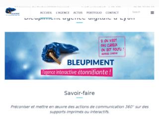Bleu Piment
