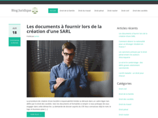 Blog Juridique