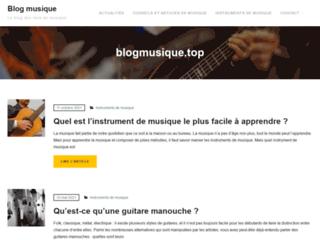 Détails : Blog musique
