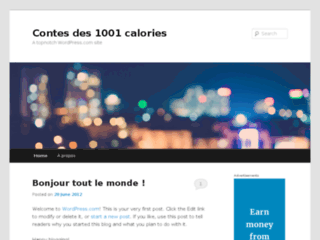 Objectif poids et santé - Contes des 1001 calories