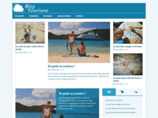 Détails : Le blog du tourisme - Blog du tourisme