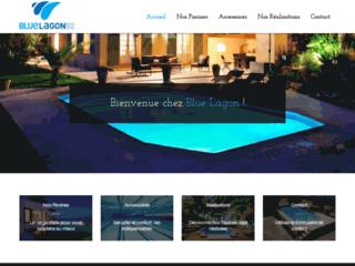 Blue Lagon - installation et aménagement piscine coque à Montauban dans le Tarn-et-Garonne