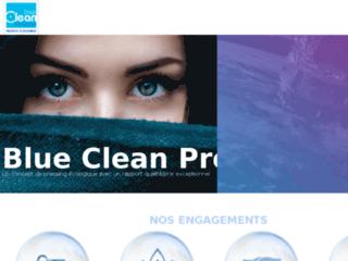 Création pressing écologique Blue Clean Process