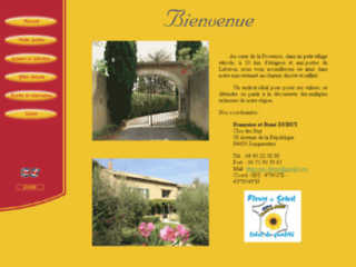 Week end Lubéron Vaucluse: chambres d'hôtes en Provence. Clos des Buy