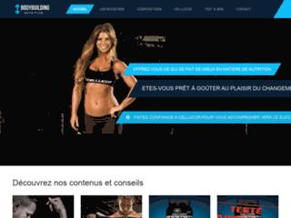 Détails : Bodybuilding nutrition