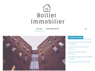 Site d'information sur l'immobilier à Toulouse
