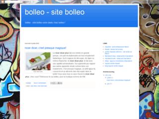 Détails : bolleo.com