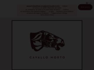 Cavallo morto: chambres d'hôtes et gîte à Bonifacio