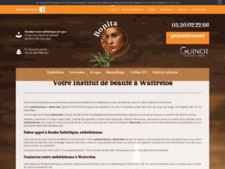 Institut de beauté à Wattrelos dans le 59