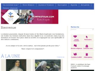 Le Bon Pasteur�: la congr�gation catholique spirituelle et solidaire
