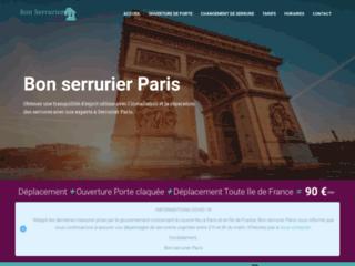 Détails : Bon serrurier pas cher à Paris