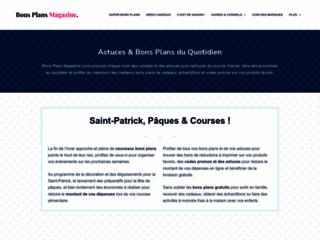 Détails : Bons Plans Magazine