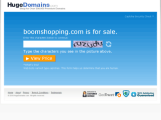 Boomshopping.com