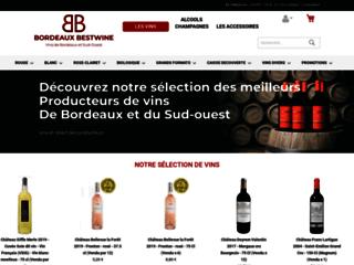 vins de bordeaux et du sud-ouest